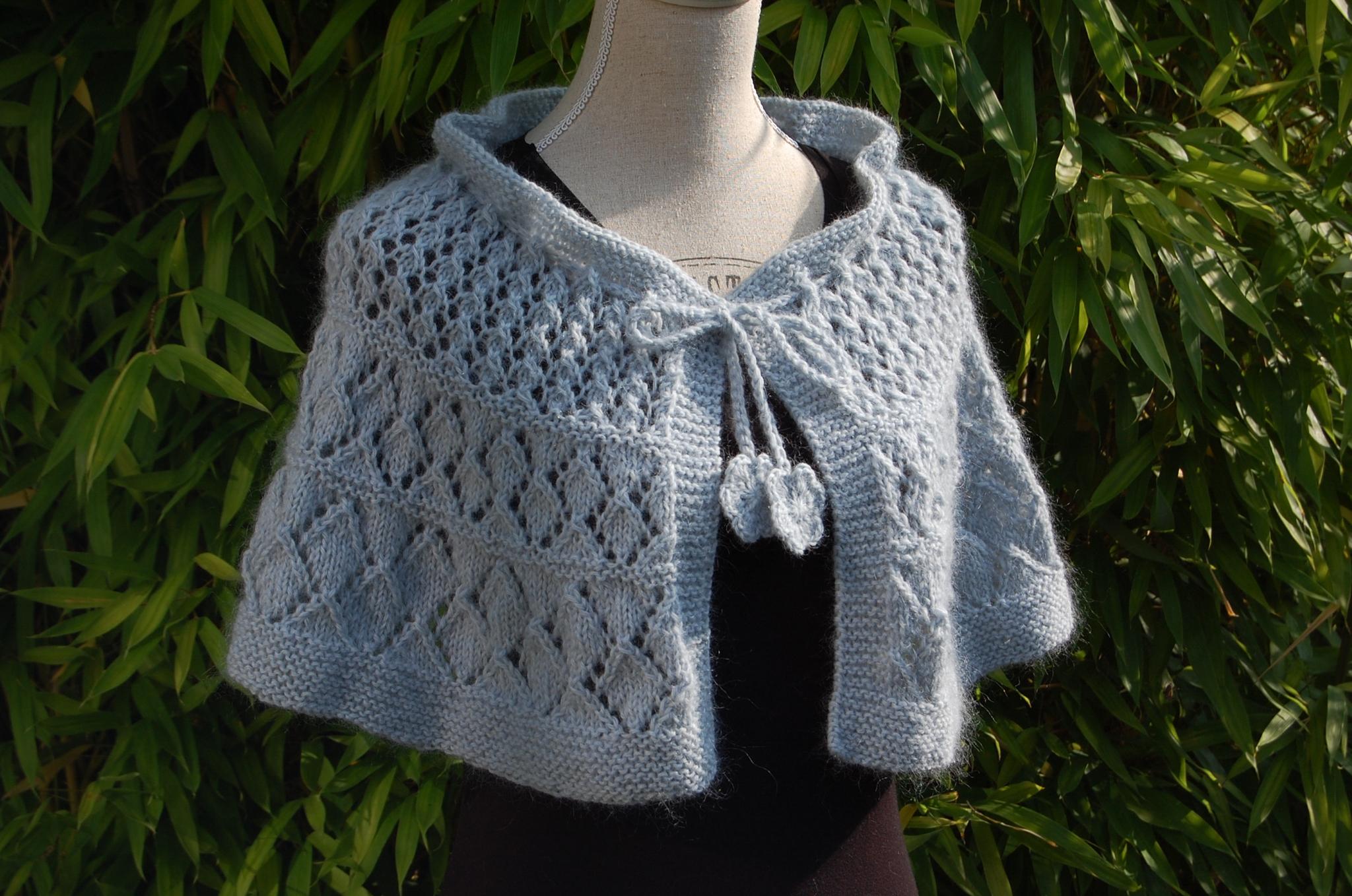 liseuse tricot