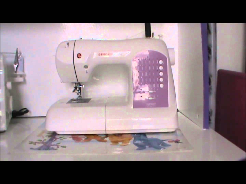 machine coudre d butant i love tricot. Black Bedroom Furniture Sets. Home Design Ideas