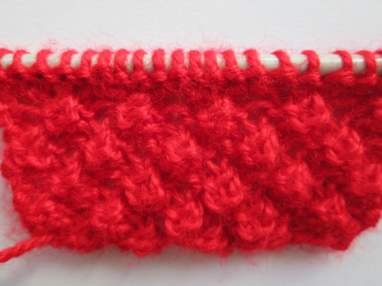 01afd698b2b Point tricot fantaisie facile - i love tricot