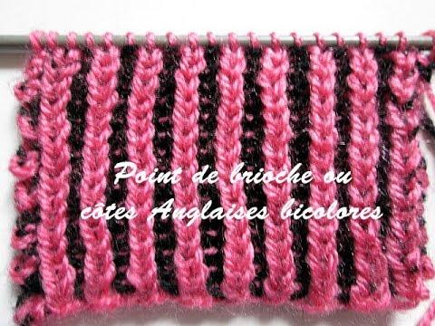 Point tricot cote - i love tricot
