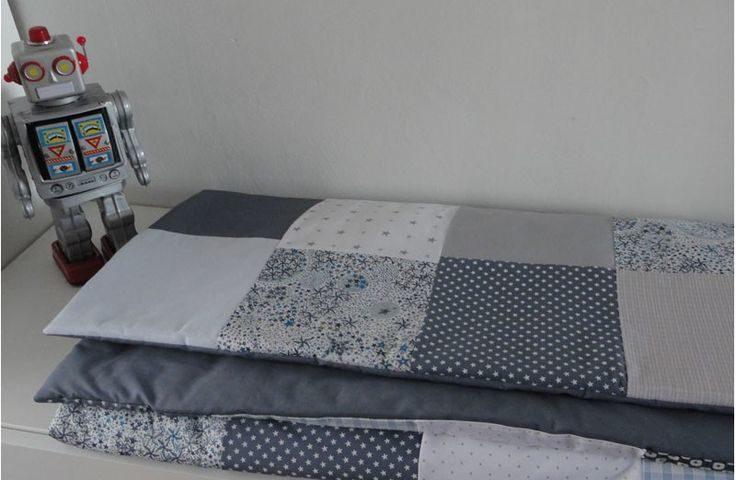fabriquer un plaid i love tricot. Black Bedroom Furniture Sets. Home Design Ideas