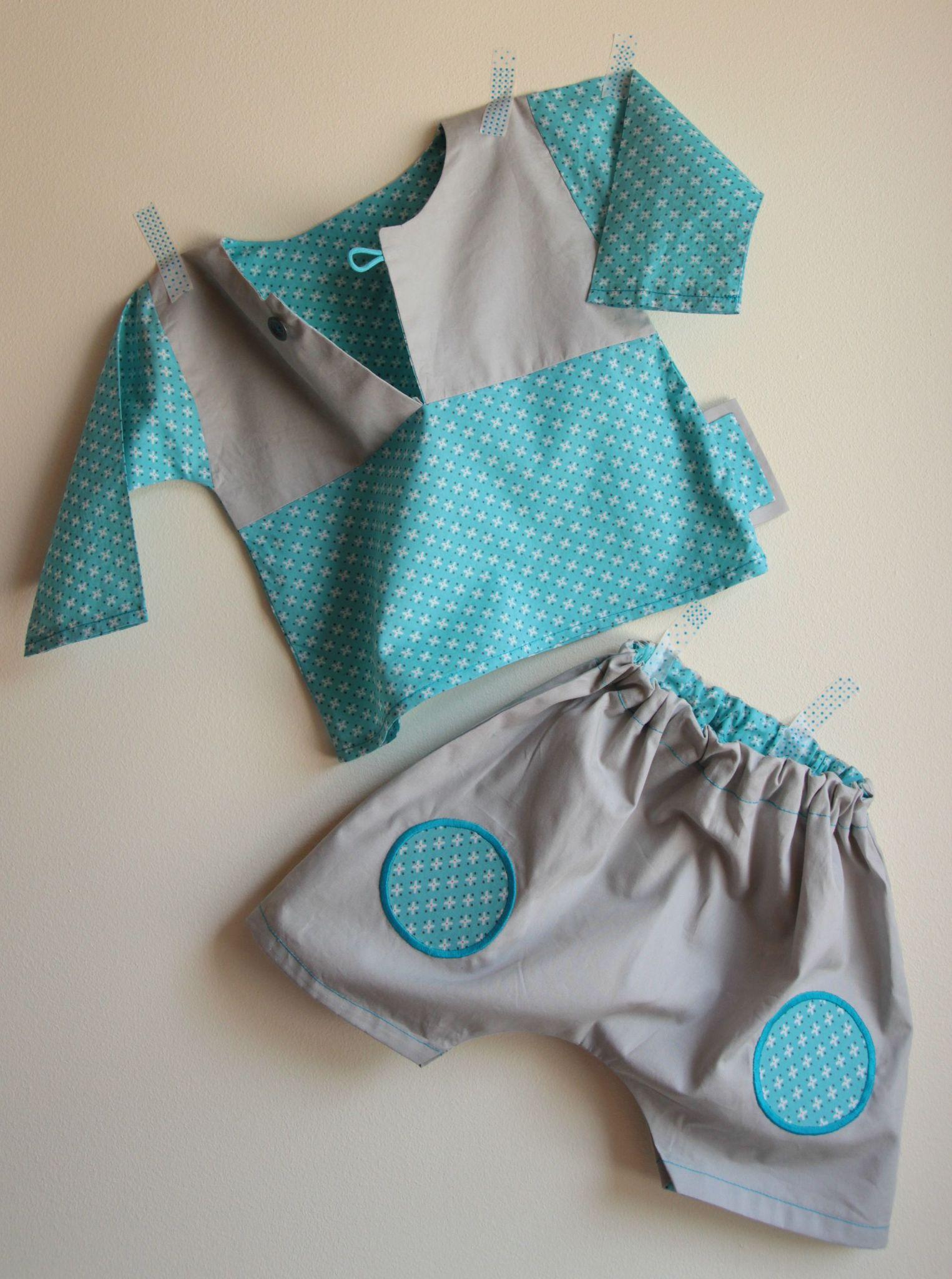 1b1474cfad053 Patron gratuit bébé garçon - i love tricot