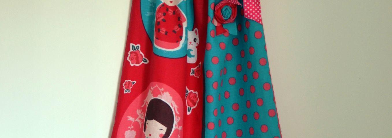 40d8c6f32f34 Tuto robe facile fille - i love tricot