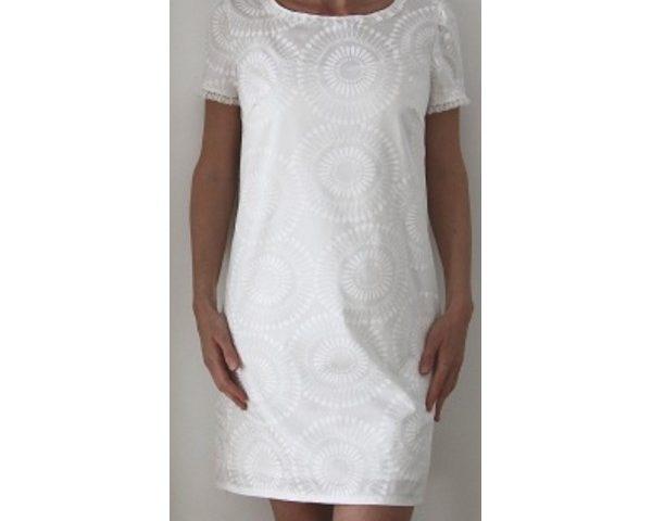 03801655f984 Patron couture robe droite gratuit - i love tricot