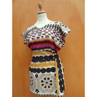 f18d6989db9d Patron tunique femme - i love tricot
