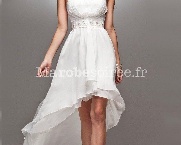 4d22493fc9c4 Patron robe de soirée asymétrique - i love tricot